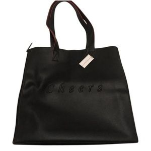 Cheers Crabtree and Evelyn London Black Tote! 💥